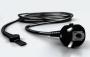 Câble chauffant de 12m pour déneigement de gouttière avec thermo