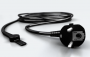 Câble chauffant de 14m pour déneigement de gouttière avec thermo