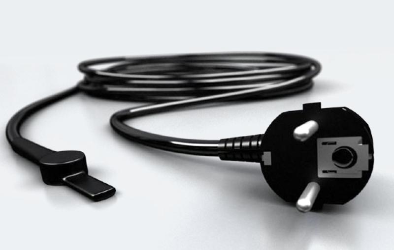 2019 Silicone Câble Chauffant Protection Gel Chauffe-eau automatique Type de capteur